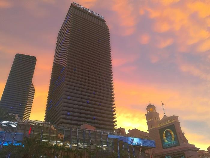 Slick and slim in Vegas