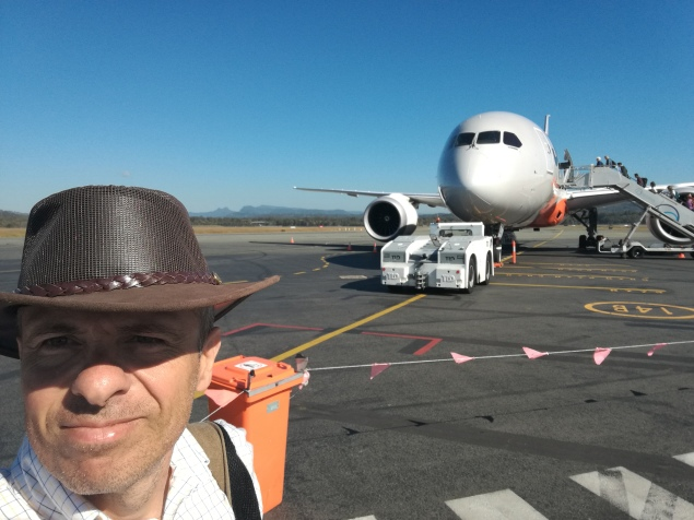 Meet the Dream...the Dreamliner!