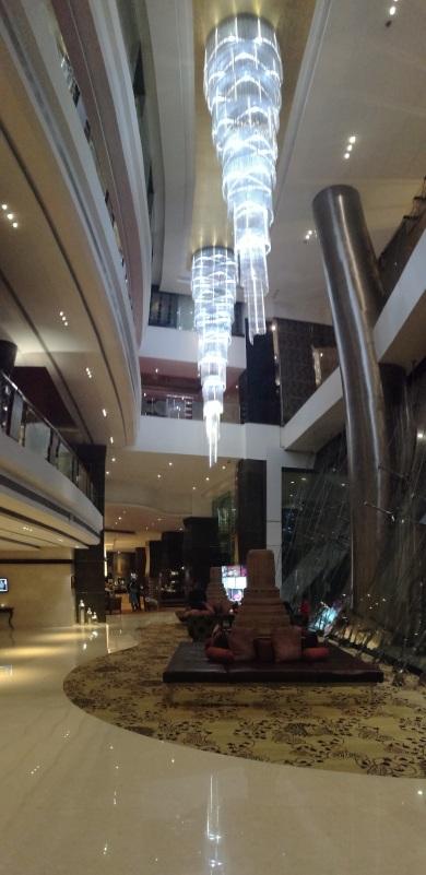 Hotelul fără clanțe! :)
